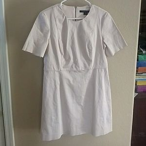 Double zipper french connection dress